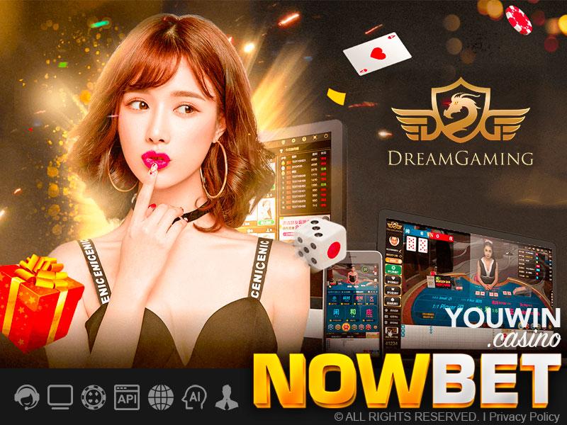 DG Casino (ดีจี คาสิโน) มีเกมคาสิโนให้เลือกเล่นเยอะถึง 9 เกม จาก 40 กว่าโต๊ะ