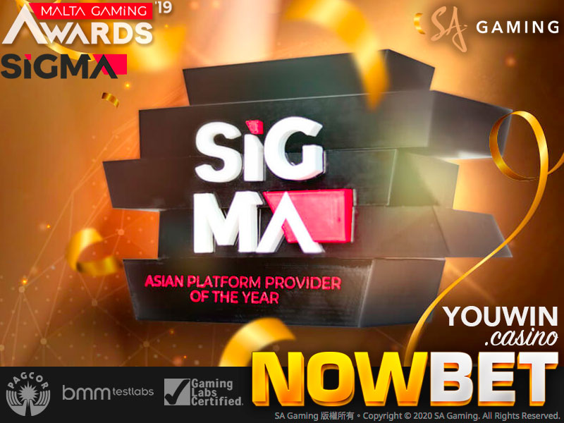ความสำเร็จ ของ SA - Asian Platform Provider of the Year 2019