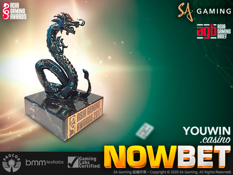 ความสำเร็จ ของ SA - Best Online Casino Solution 2017
