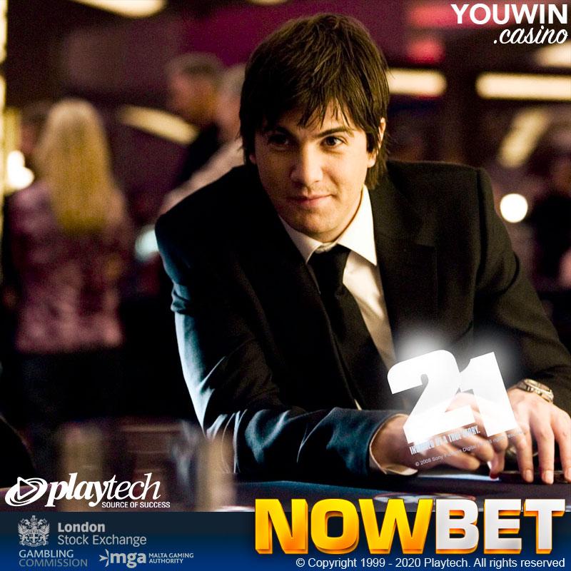 ฉาก Casino ในภาพยนต์ 21 (2008) เราสามารถเรียนรู้ Card Counting ได้จากหนังเรื่องนี้